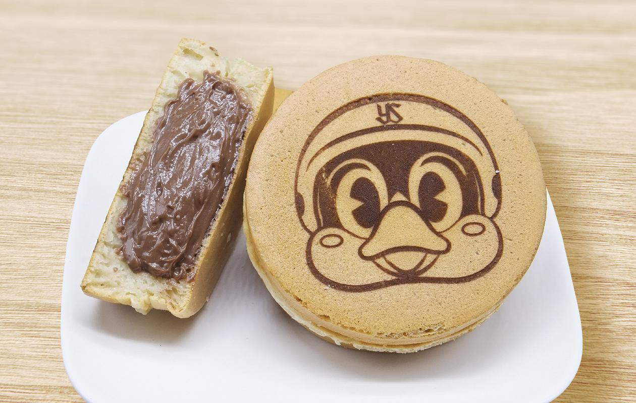 つば九郎焼き (チョコレート)