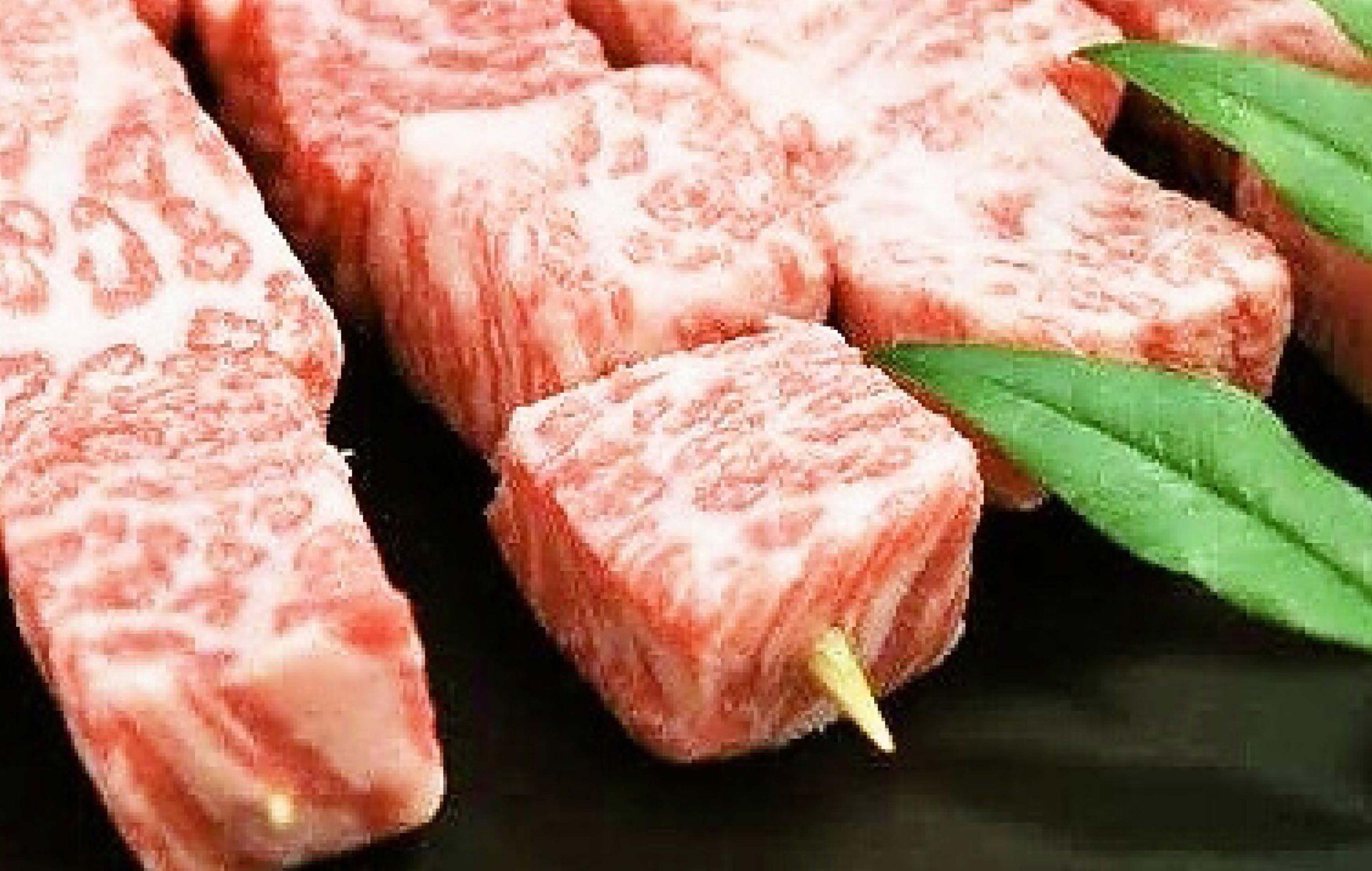 近江牛ステーキ串