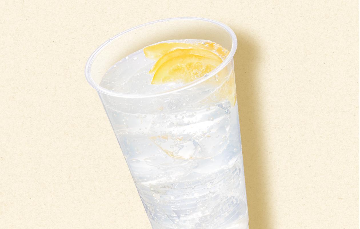 自家製オリジナルレモンサワー