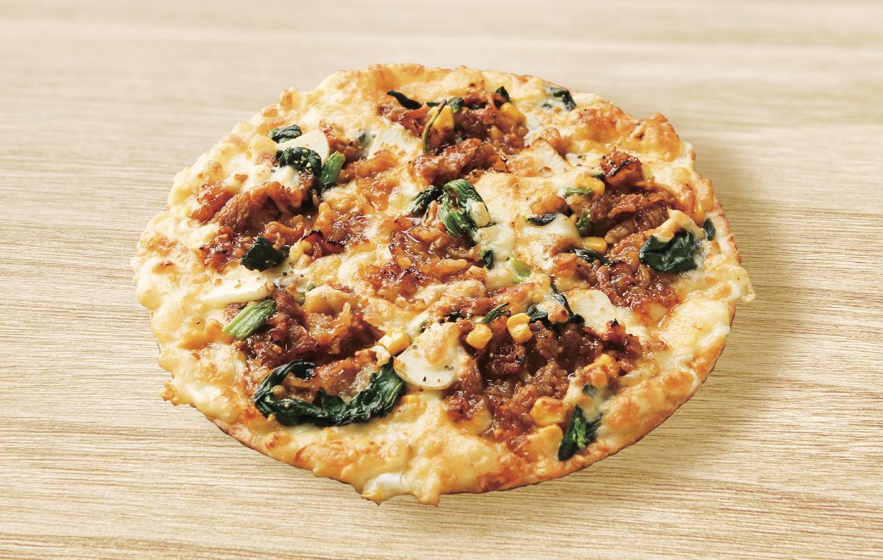 絶品ミートピザ